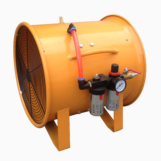 Pneumatic Portable Ventilation Fans 400mm
